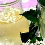 Sirup od cvetova i bobica zove – recepti