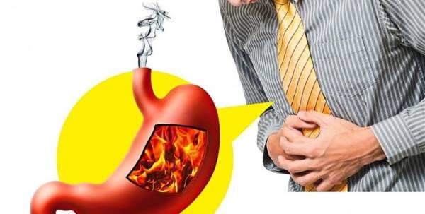 kiselina u stomaku
