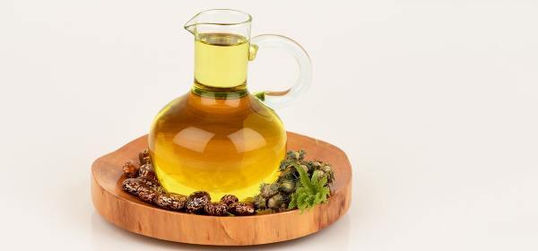ricinusovo ulje za kozu