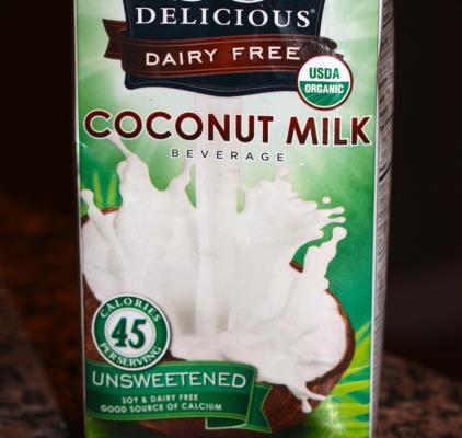 kokosovo mleko upotreba