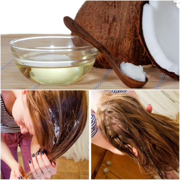 kokosovo ulje kosa