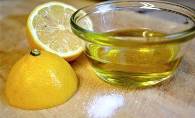 maslinovo ulje i limun za kamen u bubregu
