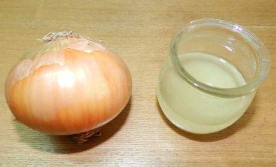 sok od crnog luka