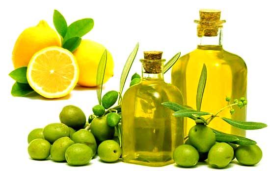 limun i maslinovo ulje za jetru