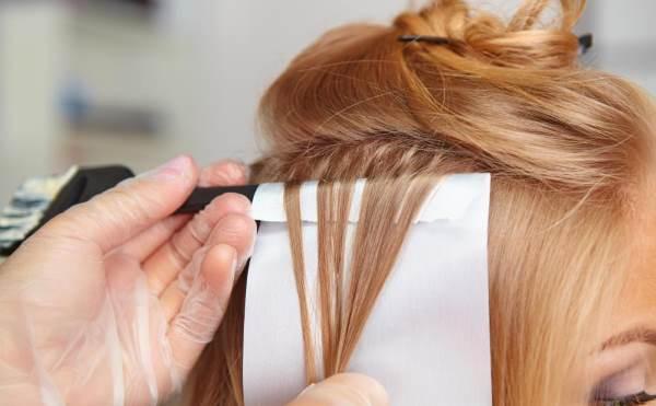 kamilica za ispiranje kose