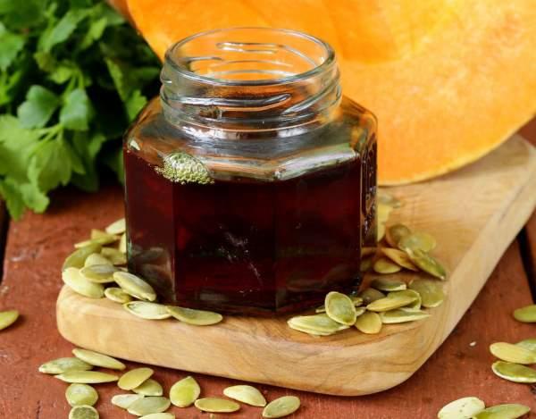 ulje od semenki bundeve