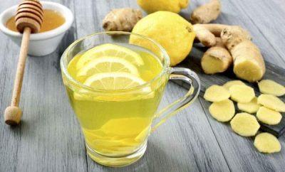 djumbir i limun za mrsavljenje