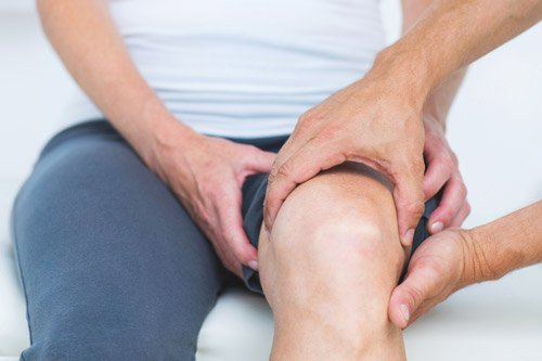 burzitis kolena simptomi