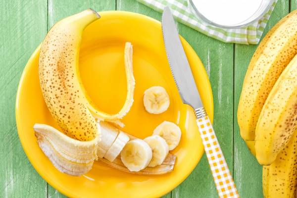 dijeta sa bananama jelovnik