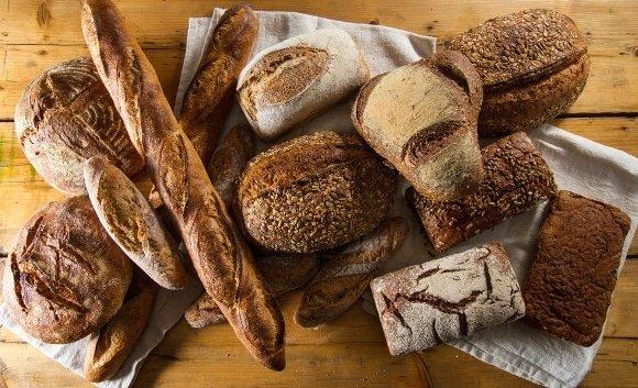 peciva i hleb od spelte