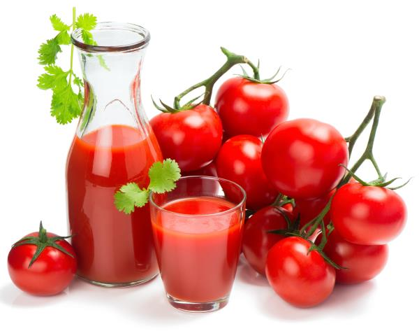 kako napraviti paradajz sok