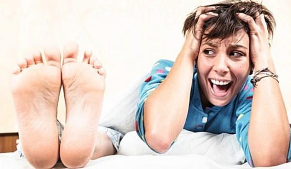 kako ukloniti smrad nogu