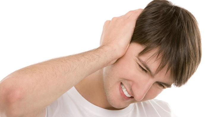 bolovi u usima