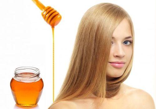 maske za kosu od meda