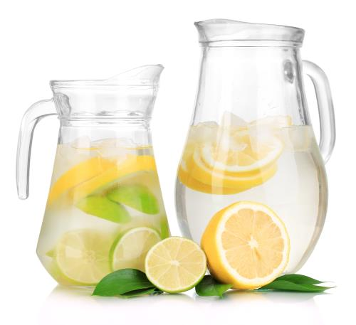 voda s limunom recept
