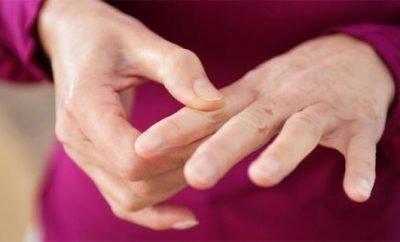 trnci u prstima