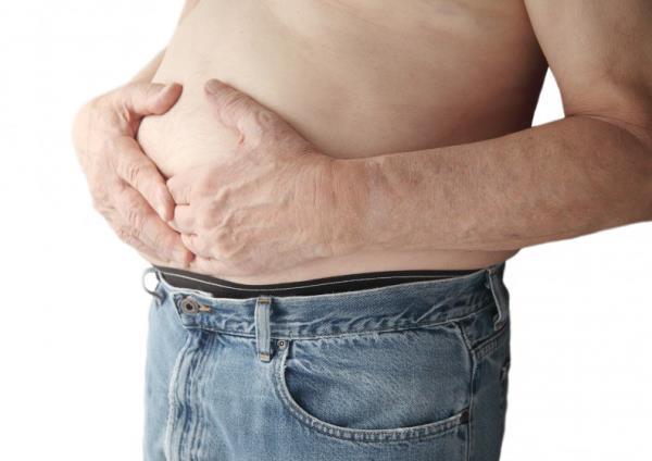 nadutost stomaka i bolovi u ledjima